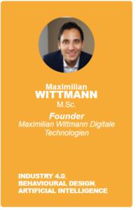 Maximilian Wittmann Speaker